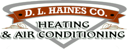 D.L. Haines Co. Heating & Air Conditioning | Corydon, IN Logo