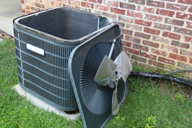 Air conditioner repair work can save you money in Corydon, IN.