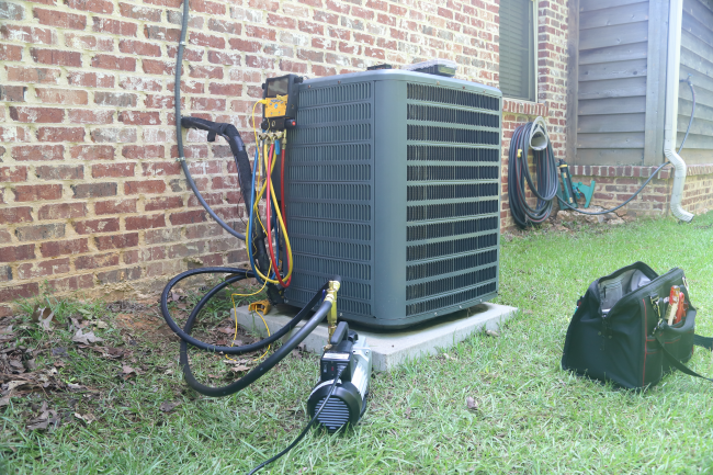 DL Haines is your HVAC repair expert in Georgetown, IN.